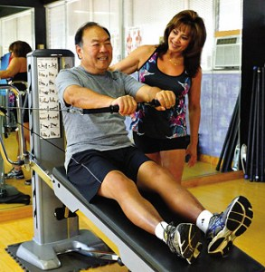 Exercise Can Restore Health!