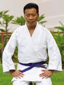 """The principles of Ki aikido seek to unify mind, body and spirit. Through study and training, I learn to apply it to daily life, by responding to challenges from a base of love, rather than fear; I practice calmness, clarity and focus, which enables me to function through stress situations and prioritize problems so I can focus on solving them from a higher level. I train to find inner peace, my own quiet time. These exercises help me cope and embrace the challenges ahead — to thrive rather than survive."""
