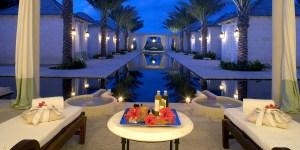 Turks & Caicos Regent Palms Spa