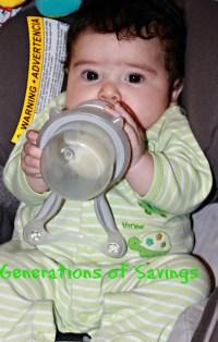 Li'l Helper Bottle Holder Review - Generations of Savings