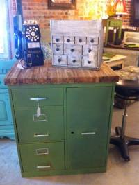 Repurposed File Cabinet  Avie Home
