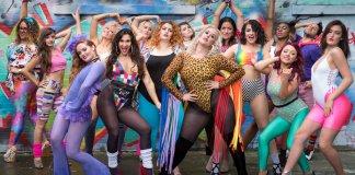 Neptune Girls dance group