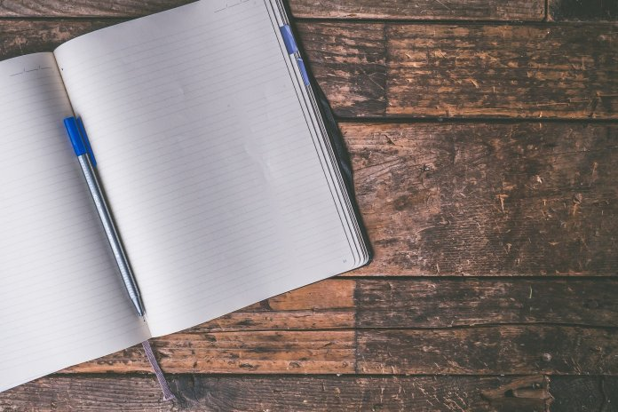 Mixing music and journaling to heal