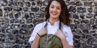 Isabella Raccagna, 22, is an award-winning chef