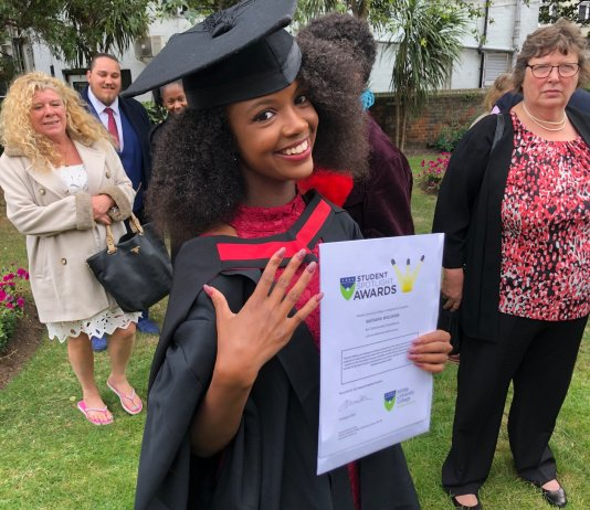 Natasha Williams, 22, she grew up in Brixton and her life was changed when she started horse riding.
