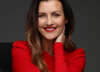Kim McGinley is flying the flag for women in finance with her new firm Vibe