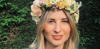 Florist Imogen Parkin