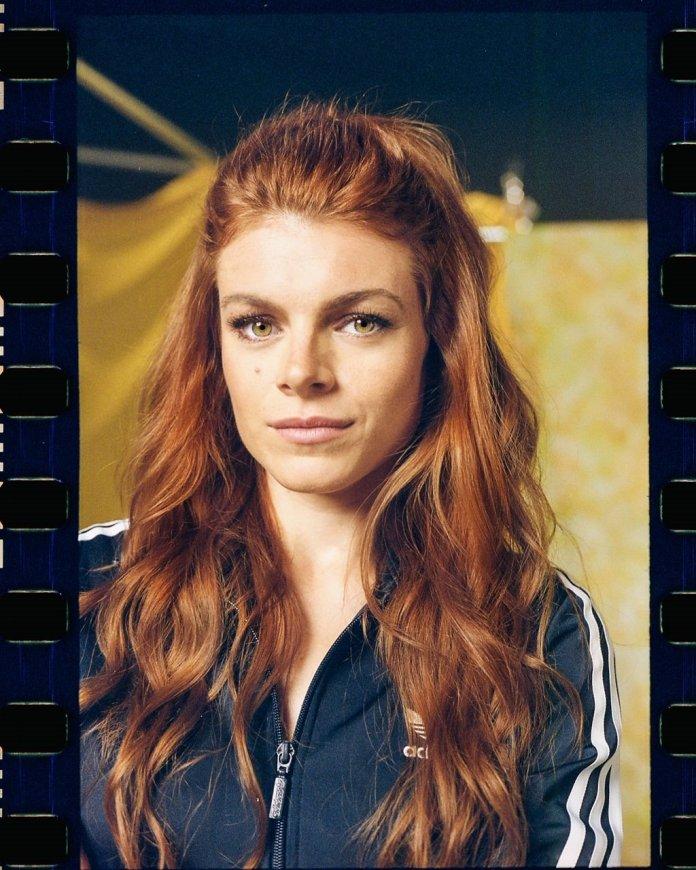 Paralympian Lauren Steadman