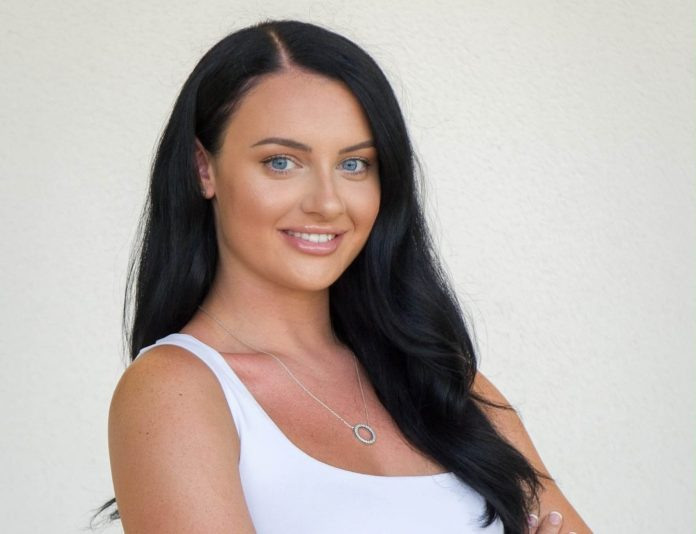 Hope Mckellar set up her own PR company