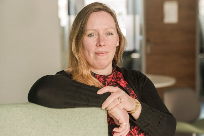 Lizzy Ostler, a professor of chemical biology and head of chemistry at the University of Brighton, shares her career story and her love of chemistry.