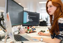 Pioneering women in tech