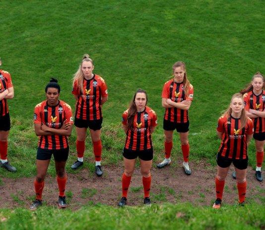 Ban on women's football
