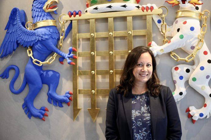 Sarah Blight, National Crime Agency
