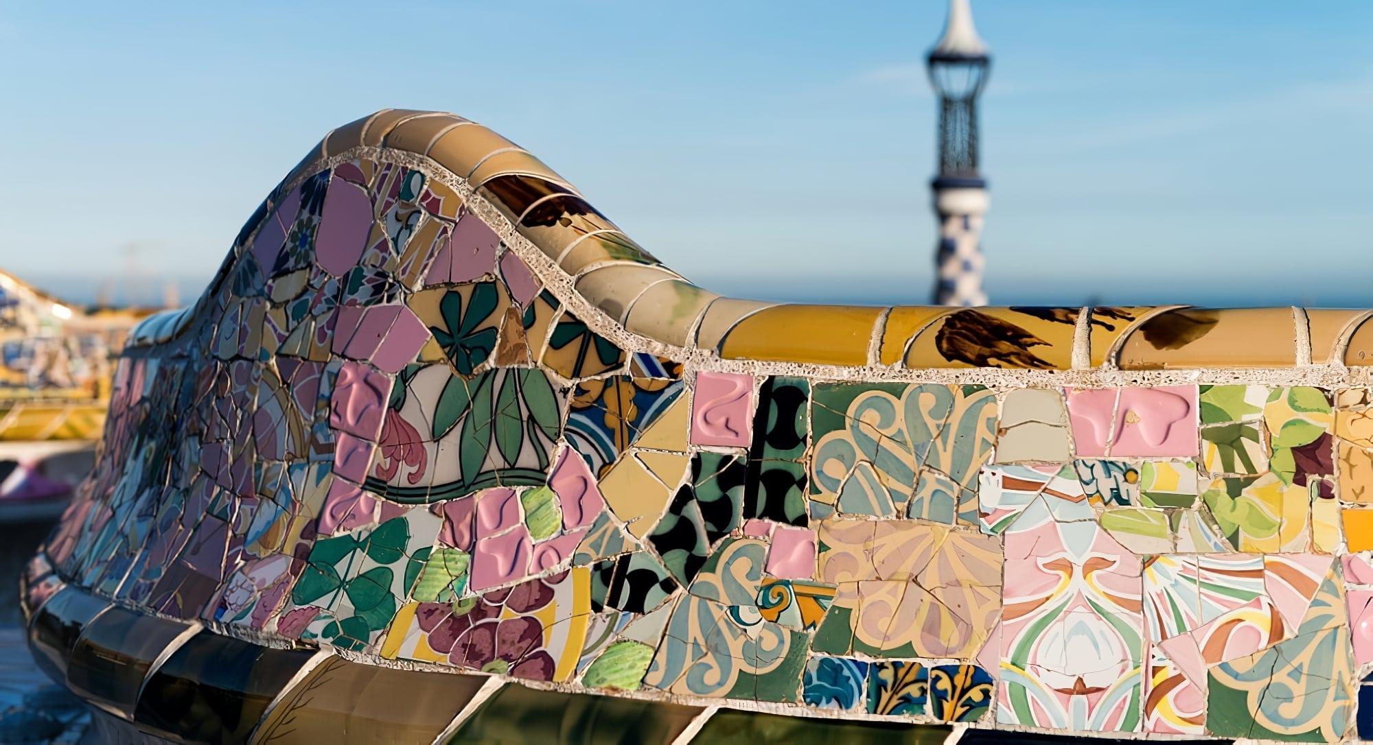 Visiter le Parc Gell lemblmatique monument de Barcelone
