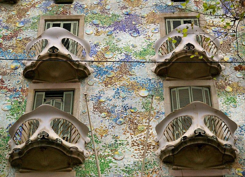 Visiter la Casa Batll  Barcelone lnigmatique maison