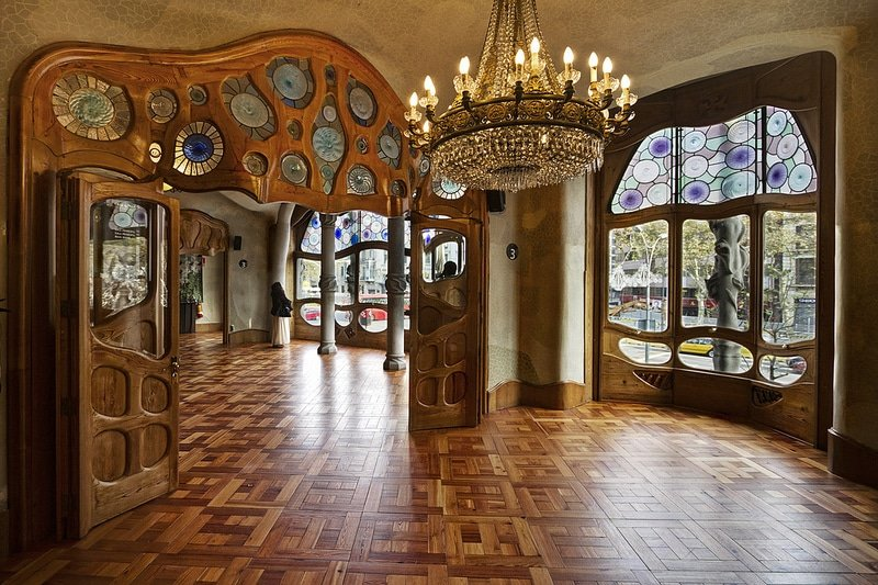 Visiter la Casa Batll  Barcelone lnigmatique maison de Gaud