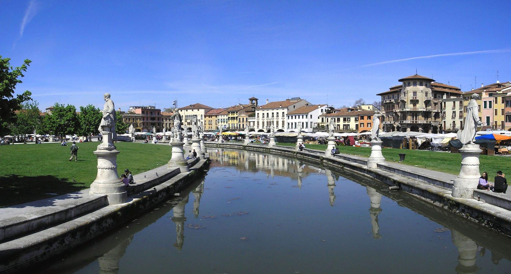 Tourisme Padoue Dcouvrir La Ville