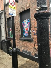 Street art, now a profession not just hobby for some