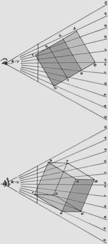 Anamorphic Perspective & Illusory Architecture