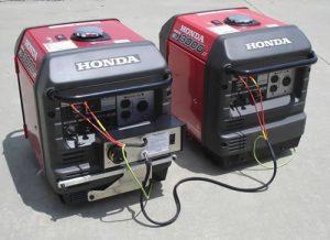 Paralleling Generators, Running Generators in Parallel