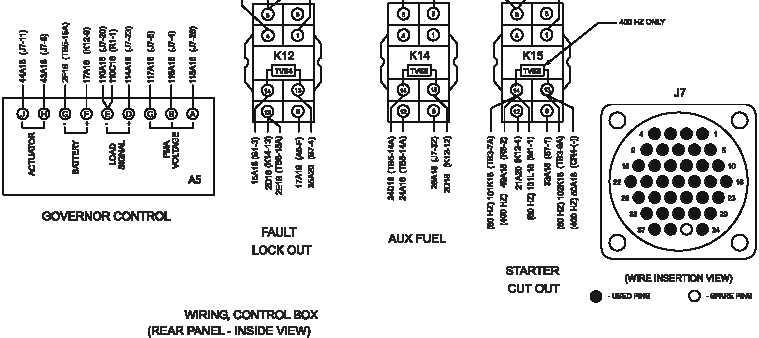 Figure FO-2. Generator Set Wiring Diagram (Sheet 2 of 4)