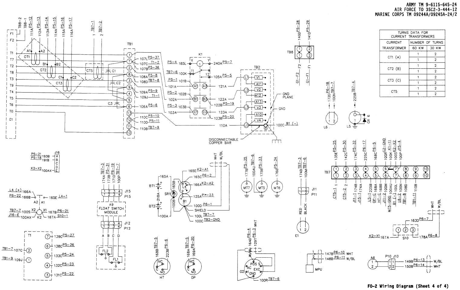 Fo 2 Wiring Diagram Cont