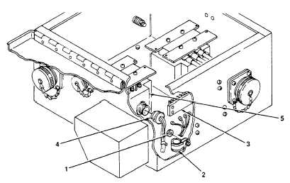 Figure 4-13. P8 Wiring Harness Replacement