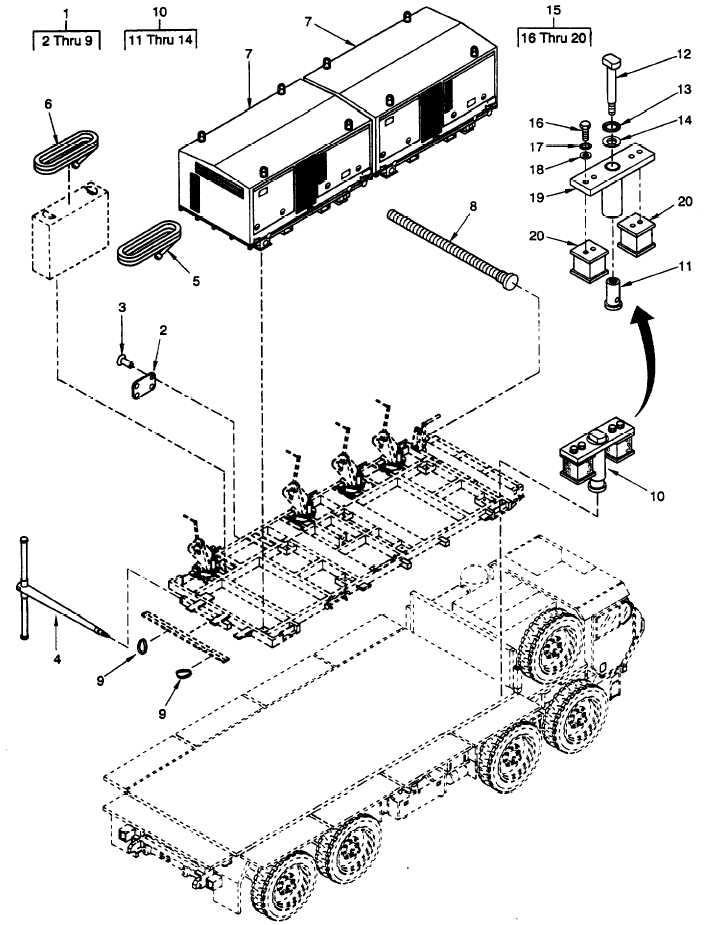Figure F-1. Electrical Power Plant, 2x150 KW 400 Hz