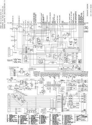 SCHEMATIC DIAGRAM  TM9611567214_501
