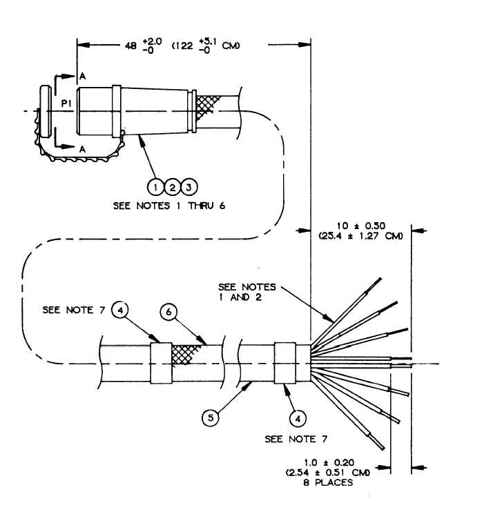FIGURE F-38 MS90557C54213S CONNECTOR, ELECTRICAL SOCKET