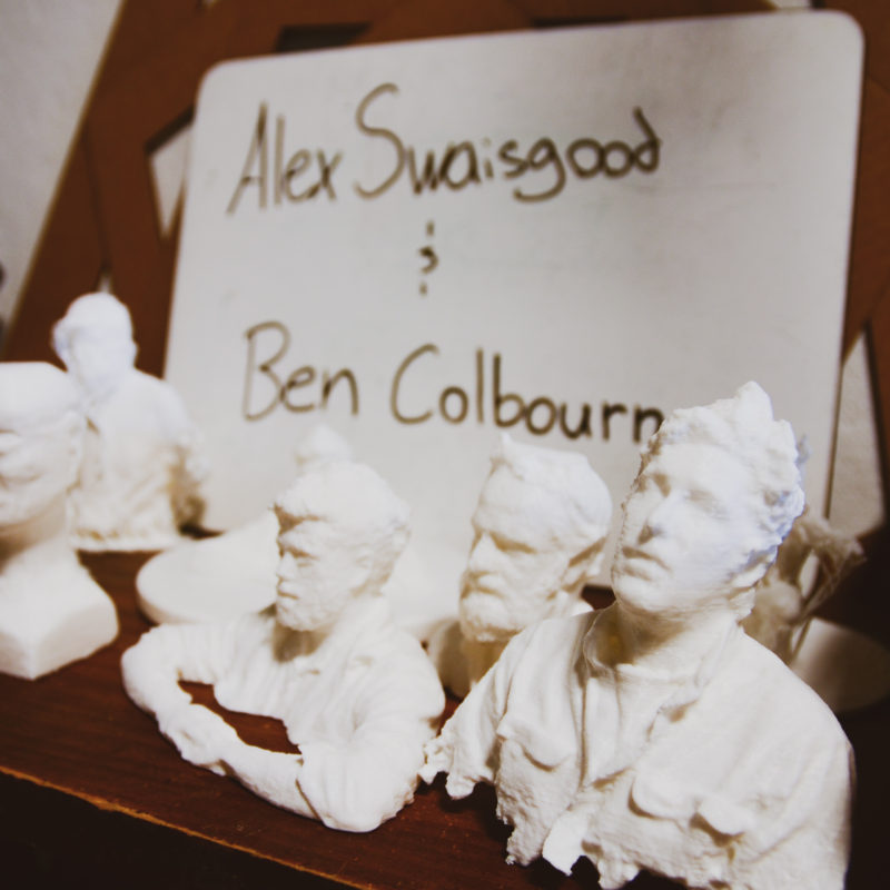 Alex Swaisgood and Ben Colbourn 01
