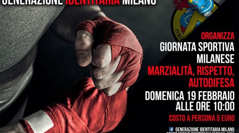 GID giornata sportiva Milano