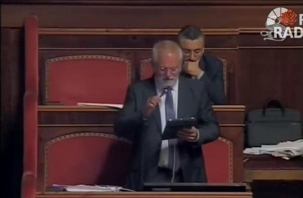 GID intervento senatore campanella defend europe