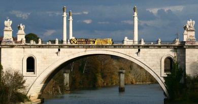 GID Difendi Roma ponte Flaminio
