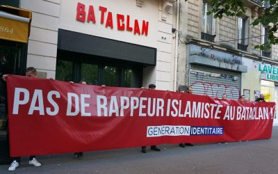Bataclan: identitari fanno cancellare concerto del rapper islamista Médine