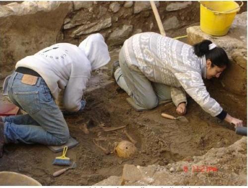 archeologia preventiva, archeologia urbana, mestiere dell'archeologo