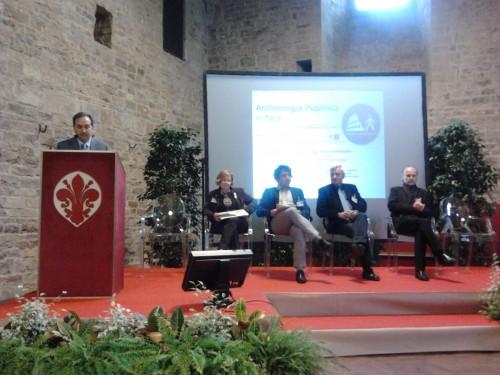 congresso archeologia pubblica in italia firenze