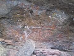 pitture rupestri Kakadu National Park