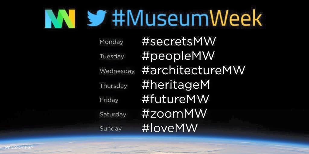 museumweek 2016