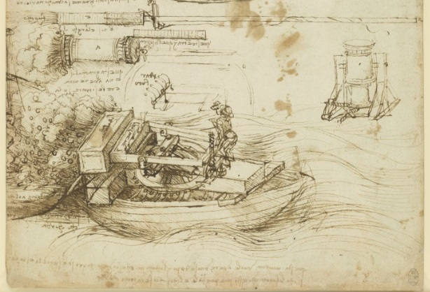 My Thoughts on 'Leonardo: Inspiring Science and Engineering as well as Art'