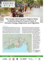 Ganges Brahmaputra Meghna Delta Brief