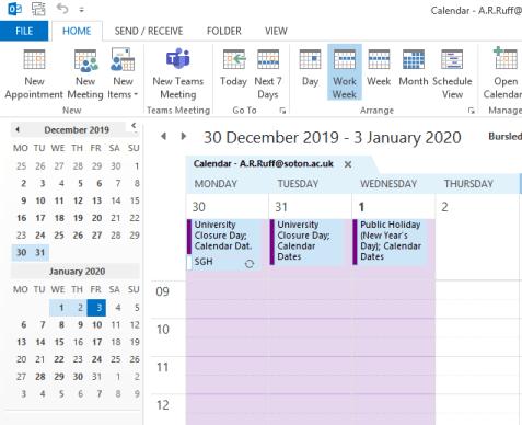 Screenshot showing New Teams Meeting option Microsoft Teams