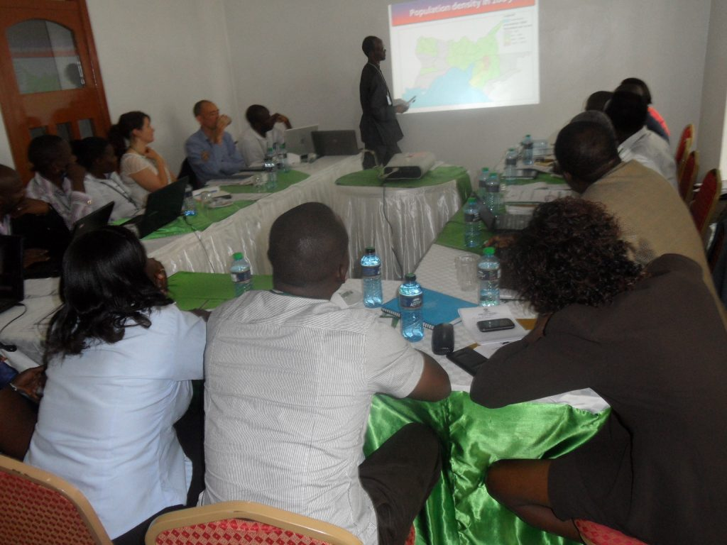 A recent participatory mapping exercise led by VIRED International in Kisumu city, Kenya