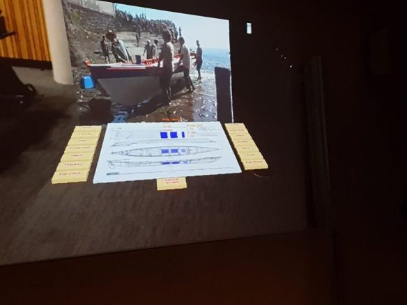 Trevor brings ship plans to life with integrated video.