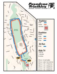 Rose Bowl Parade Route Map 2019 : parade, route, World, Atlas