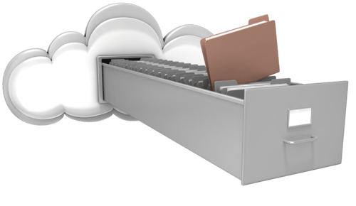 cloud_with_file_cabinet_drawer_and_files_11464