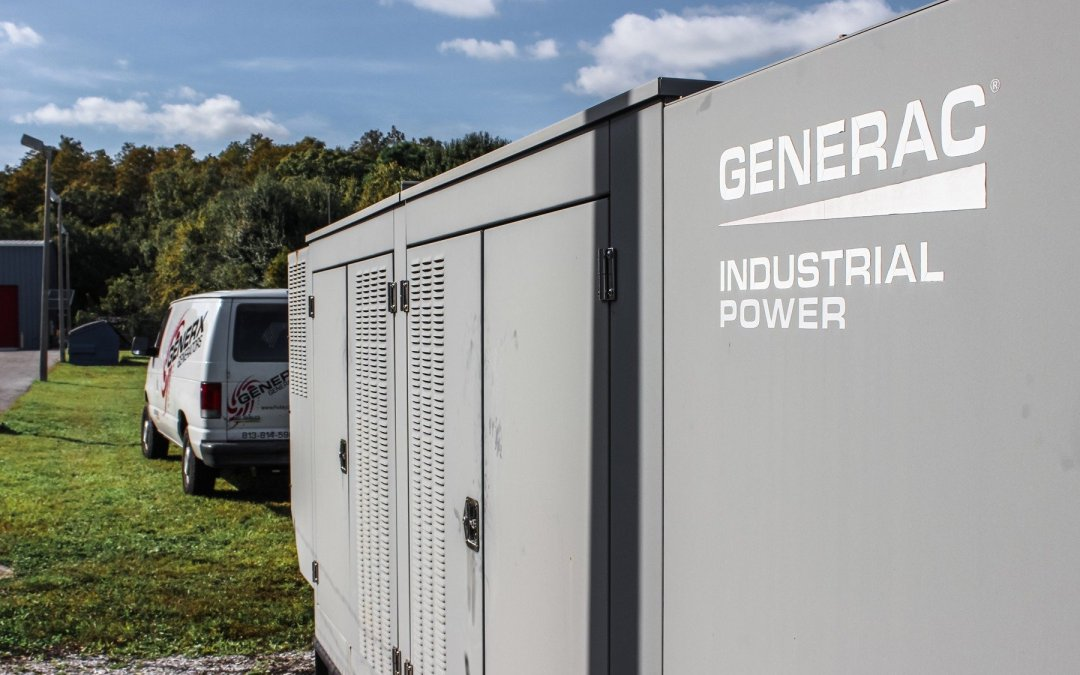A Guide to The Top 3 Industrial Generators on the Market