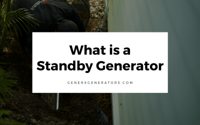 What is a Standby Generator?