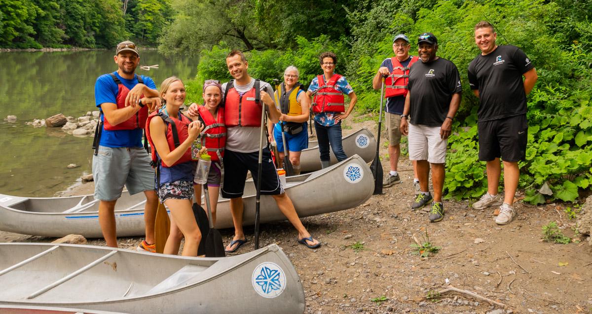 Genesee River Canoe/Kayak Access Improvement Plan 2019