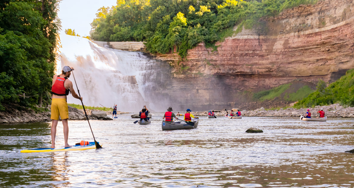 Events On and Around the River in 2021